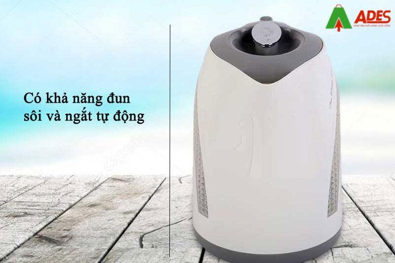 Co kha nang dun soi va ngat tu dong