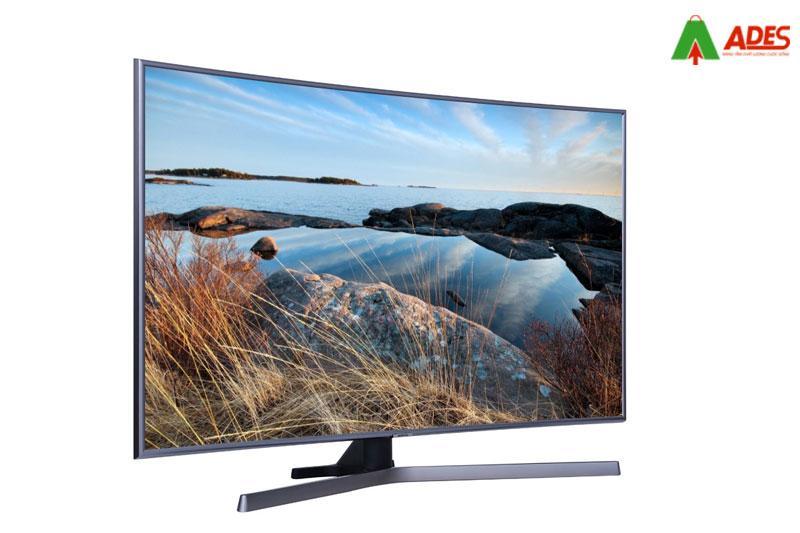 Hinh anh thuc te Smart Tivi man hinh cong Samsung 49 inch 49NU7500 - 4K UHD
